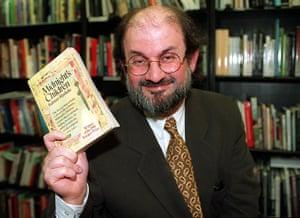 Ten Best: Salman Rushdie wins Booker of Booker