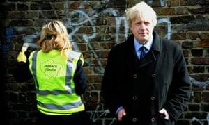 Boris Johnson launches scheme