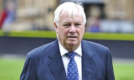 BBC Trust chair Lord Patten