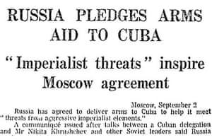 Russia pledge