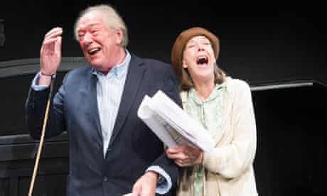 Michael Gambon and Eileen Atkins in Samuel Beckett's All That Fall