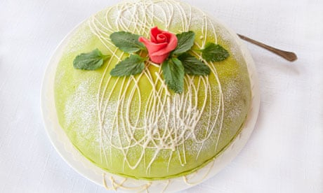 Swedish Princess Torte recipe | Life and style | The Guardian