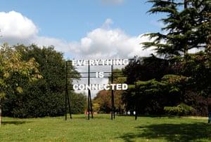 Frieze: The Frieze Art Fair Sulpture Park