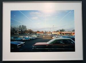 Frieze: Unseen William Eggleston print