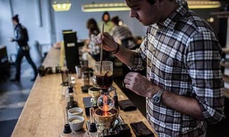 The Barn Roastery coffee shop