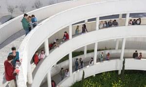 Students in Granada
