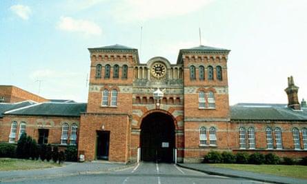 Broadmoor high security psychiatric hospital