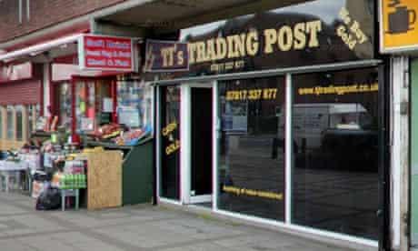 TJ's Trading Post