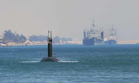 USS Boise, Los Angeles-class nuclear submarine