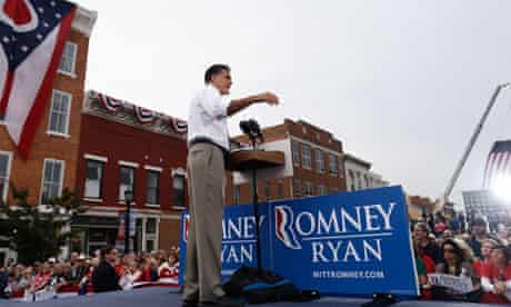 MItt Romney in Ohio