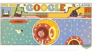Winsor Mccay Little Nemo In Slumberland Google Doodle