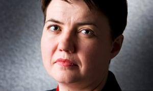 Ruth Davidson, leader of the Scottish Conservatives
