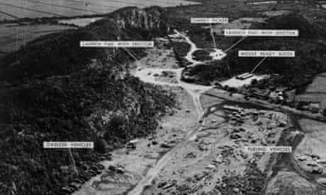 Cuban missile crisis defense department photo