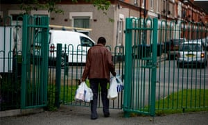 Number of UK poor receiving emergency food aid doubles