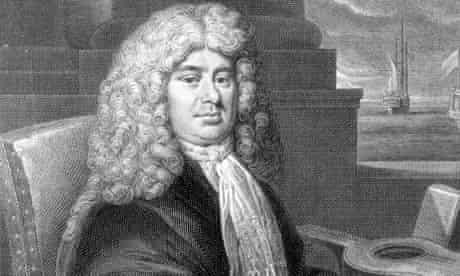 English diarist and reformer of the navy, Samuel Pepys (1633 -1703).