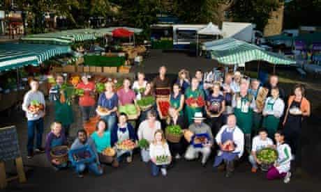 Stoke Newington Farmers Market