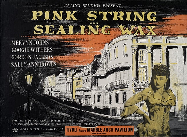 Ealing Studios Posters Galore In Pictures Film The Guardian