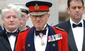 Sir John Kiszely