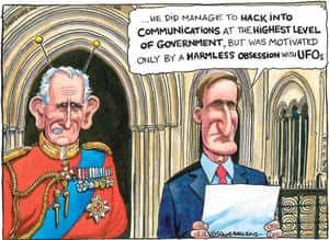 letter format example steve bell on prince charles s letters to ministers 22832 | Steve Bell cartoon 16.10. 003