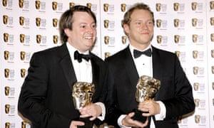 David Mitchell and Robert Webb, Baftas, 2007