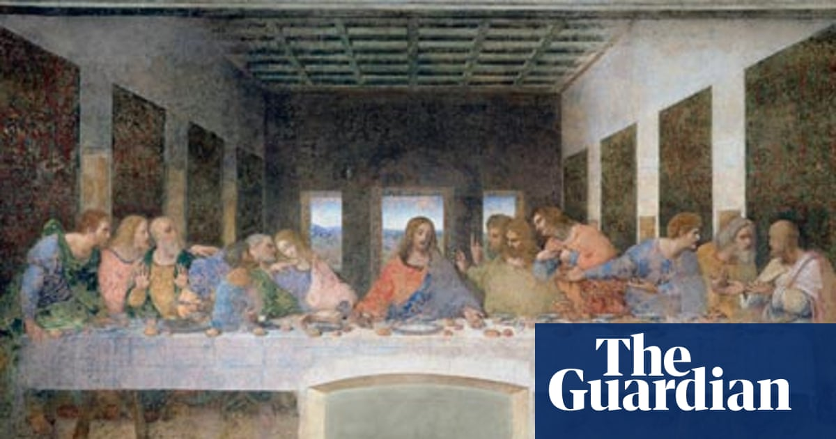 Leonardo and The Last Supper by Ross King - review | Books