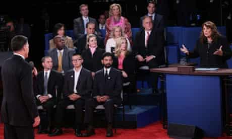 Candy Crowley at debate