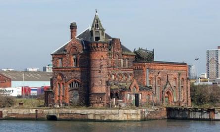 Langton Dock pumphouse
