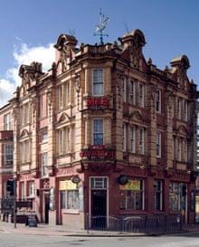 Waterloo Hotel in Smethwick