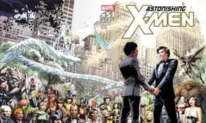 Astonishing X-Men issue #51