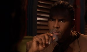 R Kelly Trapped in the Closet still