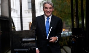 Chief Whip Andrew Mitchell arrives rather cheerily at Downing Street this morning despite facing renewed criticism and pressure to resign over an alleged altercation with police offers, during which he accused of describing them as 'plebs'.