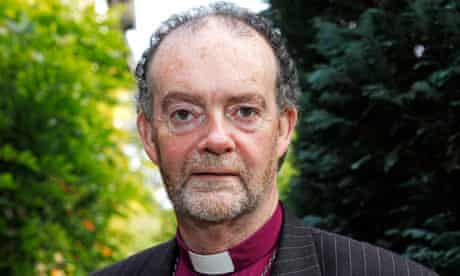 James Jones, the bishop of Liverpool