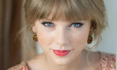 'I spend a lot of time balancing between faith and disbelief' … Taylor Swift.