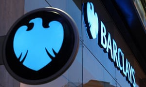 Barclays sign