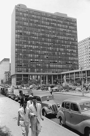 Oscar Niemeyer: The Ministry of Education in Rio de Janeiro