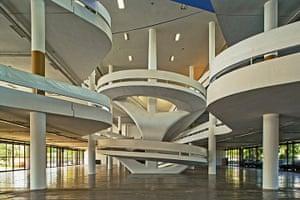 Oscar Niemeyer: Cicillo Matarazzo Pavilion in Ibirapuera Park, Sao Paulo, 1954