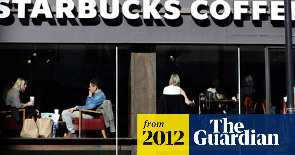 Uk Uncut Targets Starbucks Over Tax Business The Guardian