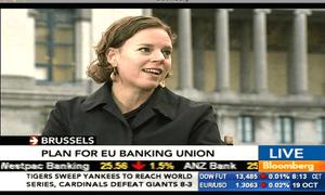 Megan Greene of Roubini Global Economics