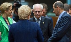 EU summit.