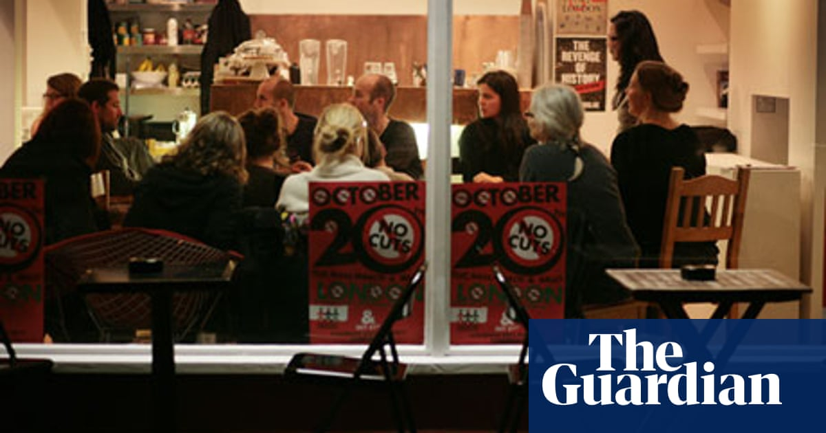 The return of leftwing cafe culture