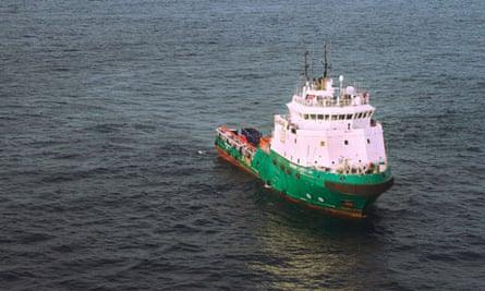 Pirates kidnap seven off Nigerian coast