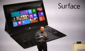 Microsoft set to launch Surface tablet