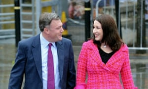 Ed Balls and Rachel Reeves