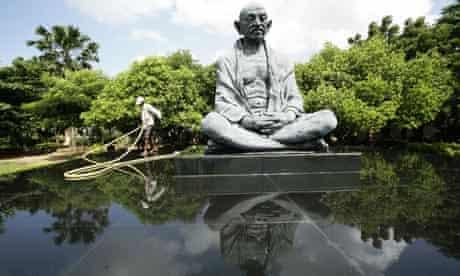 INDIA-BHUBANESWAR-GANDHI-ANNIVERSARY
