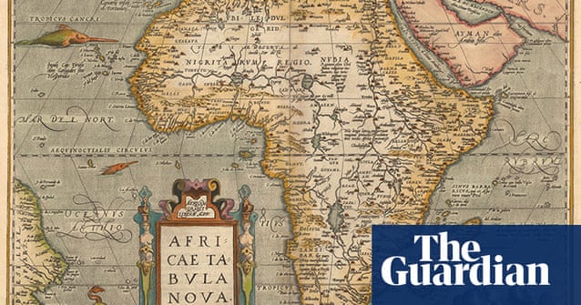 Map Of Africa Games.Africa Mapped How Europe Drew A Continent News The Guardian