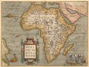Africa Mapped How Europe Drew A Continent News The Guardian