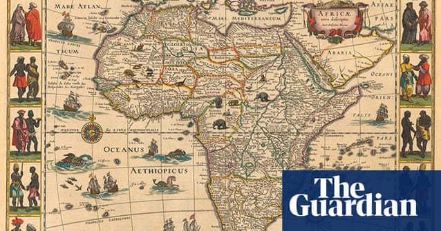 Africa Mapped How Europe Drew A Continent