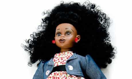African Rooti doll, Nubya