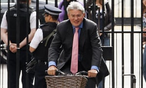 Former chief whip Andrew Mitchell