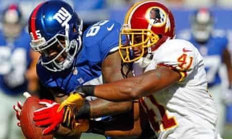 New York Giants Washington Redskins